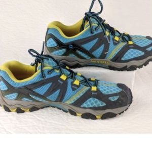 Merrell Shoes - Merrell 10M Grassbow Air Trail Athletic Shoes